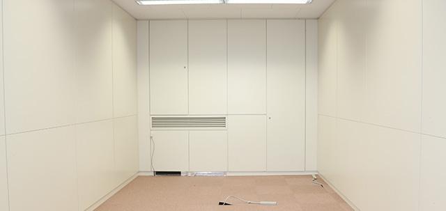 インキュベートルーム(ドリーム・コア内)画像