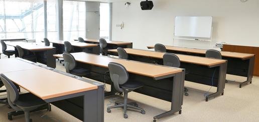 実習室3 内観