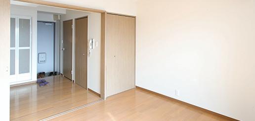 単身用住居内装画像2