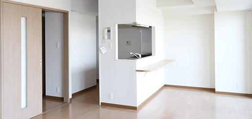 単身用・世帯用住居内装画像1