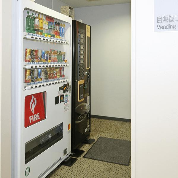 自動販売機コーナー画像