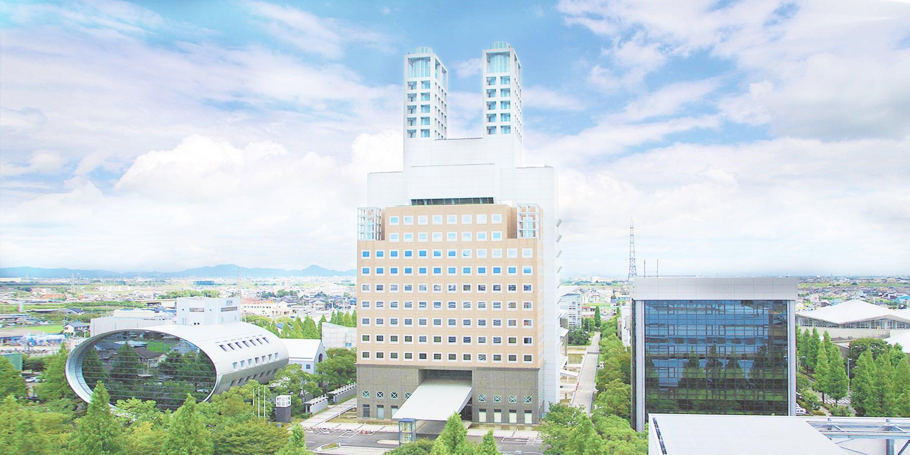 ソフトピアジャパンセンタービル
