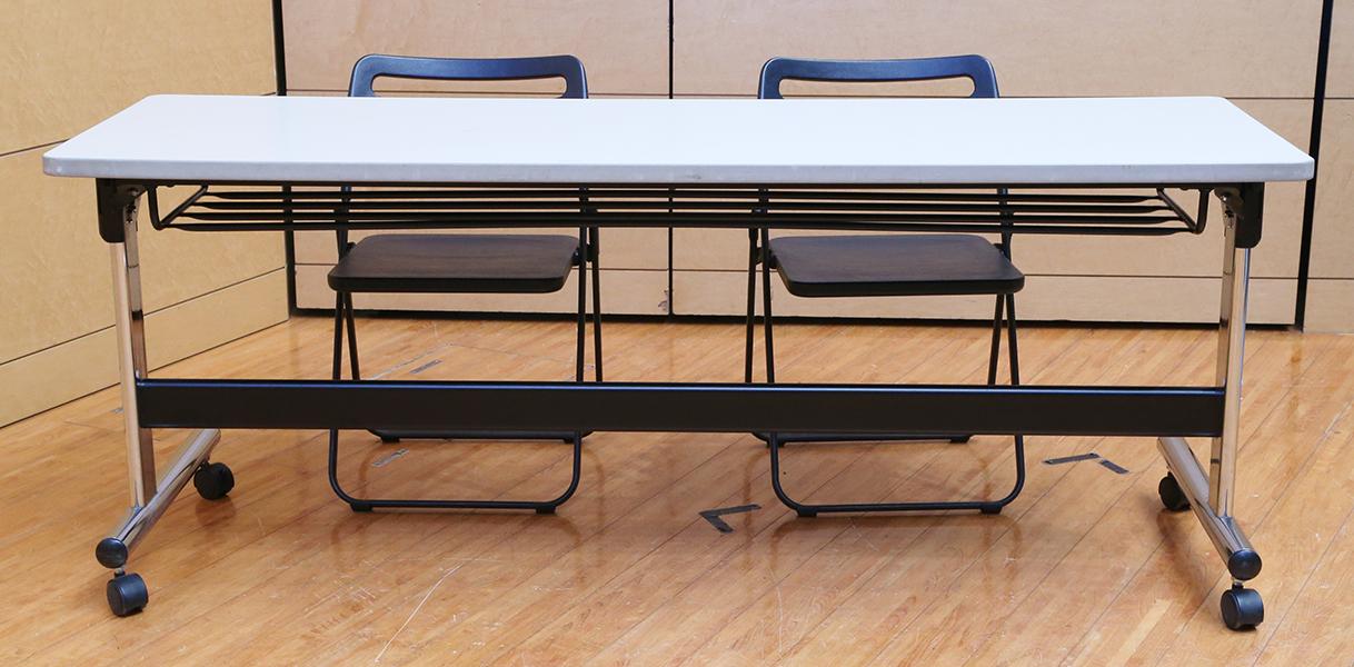 講演者椅子折りたたみテーブル