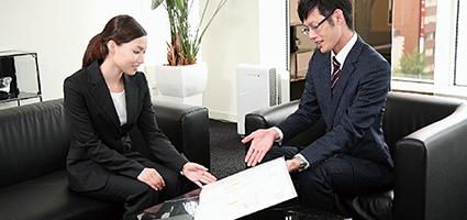 事業活動診断画像