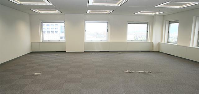 技術開発室(写真はセンタービル)画像