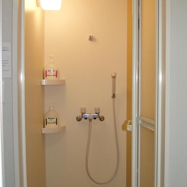 シャワー室画像